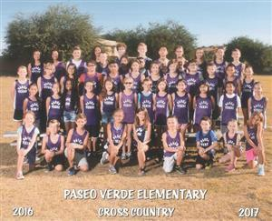 Cross Country 2016-17