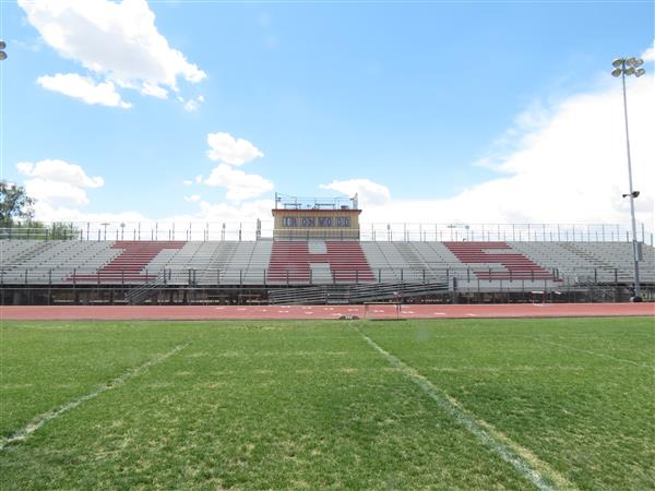 Ironwood football field