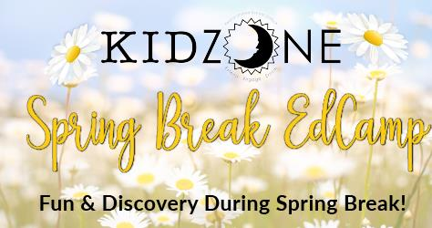 Check out Kidzone for childcare during spring break. This is available at other locations in the Peoria district