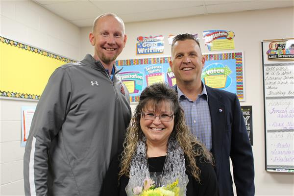 RE/MAX February Teacher of the Month