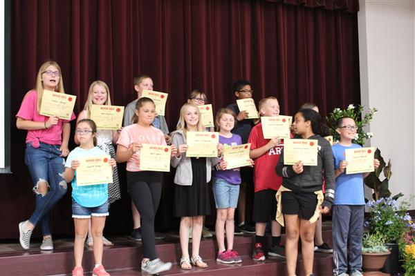 4th Quarter Honors Assembly