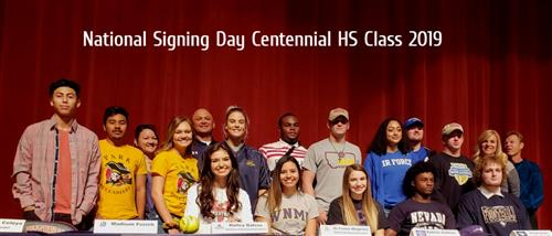 class 2019 signing day