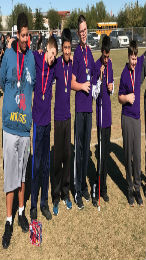 Paseo Verde Junior High Students Medal at Phoenix Special Olympics