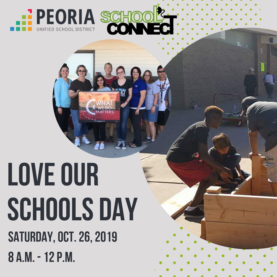 Love Our Schools Day is happening soon!