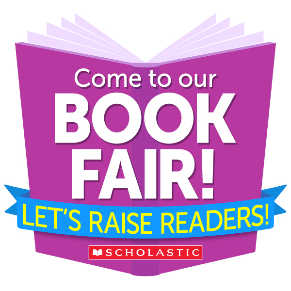 The Scholastic Fall Book Fair starts October 12th!