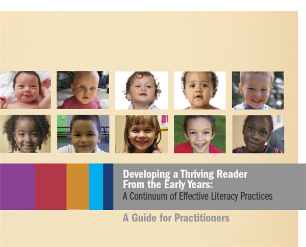 Developing a Thriving Reader From Early Years