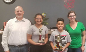 District Wide Patriotic Speech Winners
