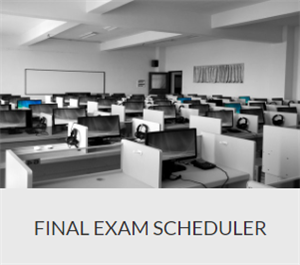 final exam scheduler