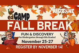 Fall Break EdCamp Registration Open Until November 14
