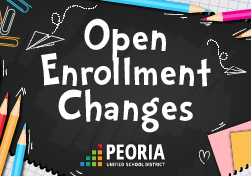 Open Enrollment Changes