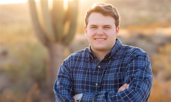Liberty Senior Nominated for U.S. Presidential Scholarship in CTE