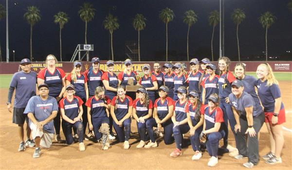 Softball Finishes as 5A State Runner-Up