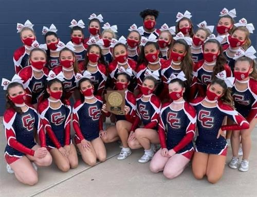 Spiritline Takes Two 1st Place Finishes