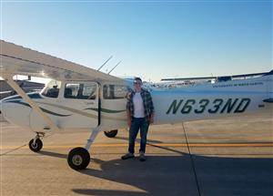Colton Johnson ~ Licensed Private Pilot