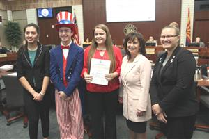 City of Peoria Celebrate the Constitution Winners