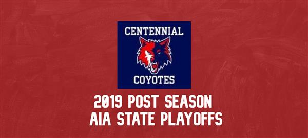 AIA State Post Season Game Information
