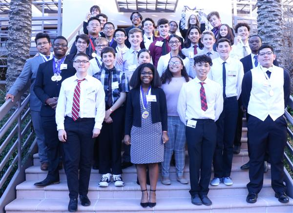 Future Business Leaders Shine at Regionals