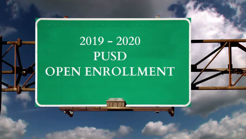 2019-20 Open Enrollment Information