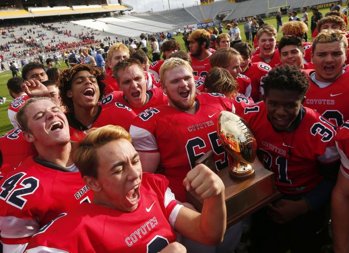 Back to Back! Football Wins 2018 State Championship