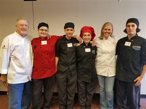 Success for Culinary Students