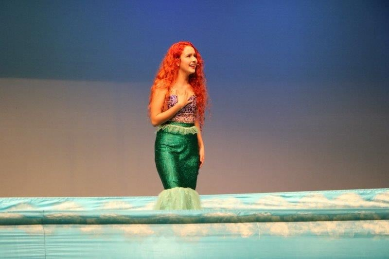 """The Little Mermaid"" a Swimming Success"