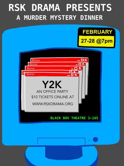RSK Theatre & Culinary presents Y2K