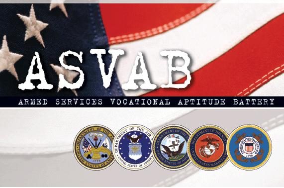 ASVAB Testing Feb 20th