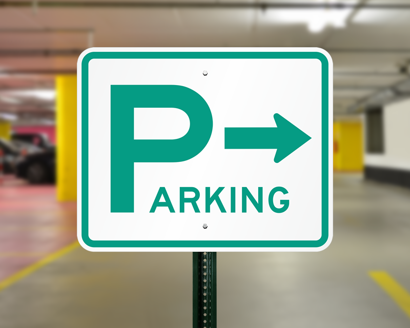 NEW Parking Procedures