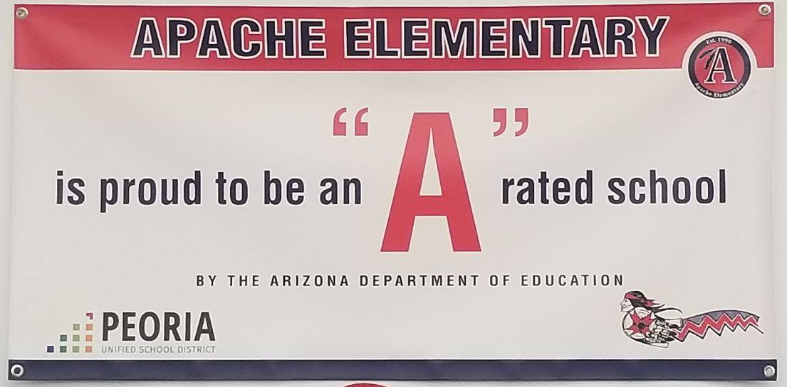 Apache Elementary School / Homepage
