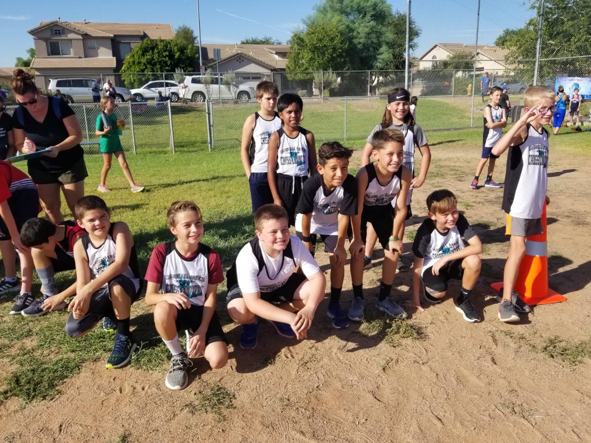 Marshall Ranch Elementary School / Homepage